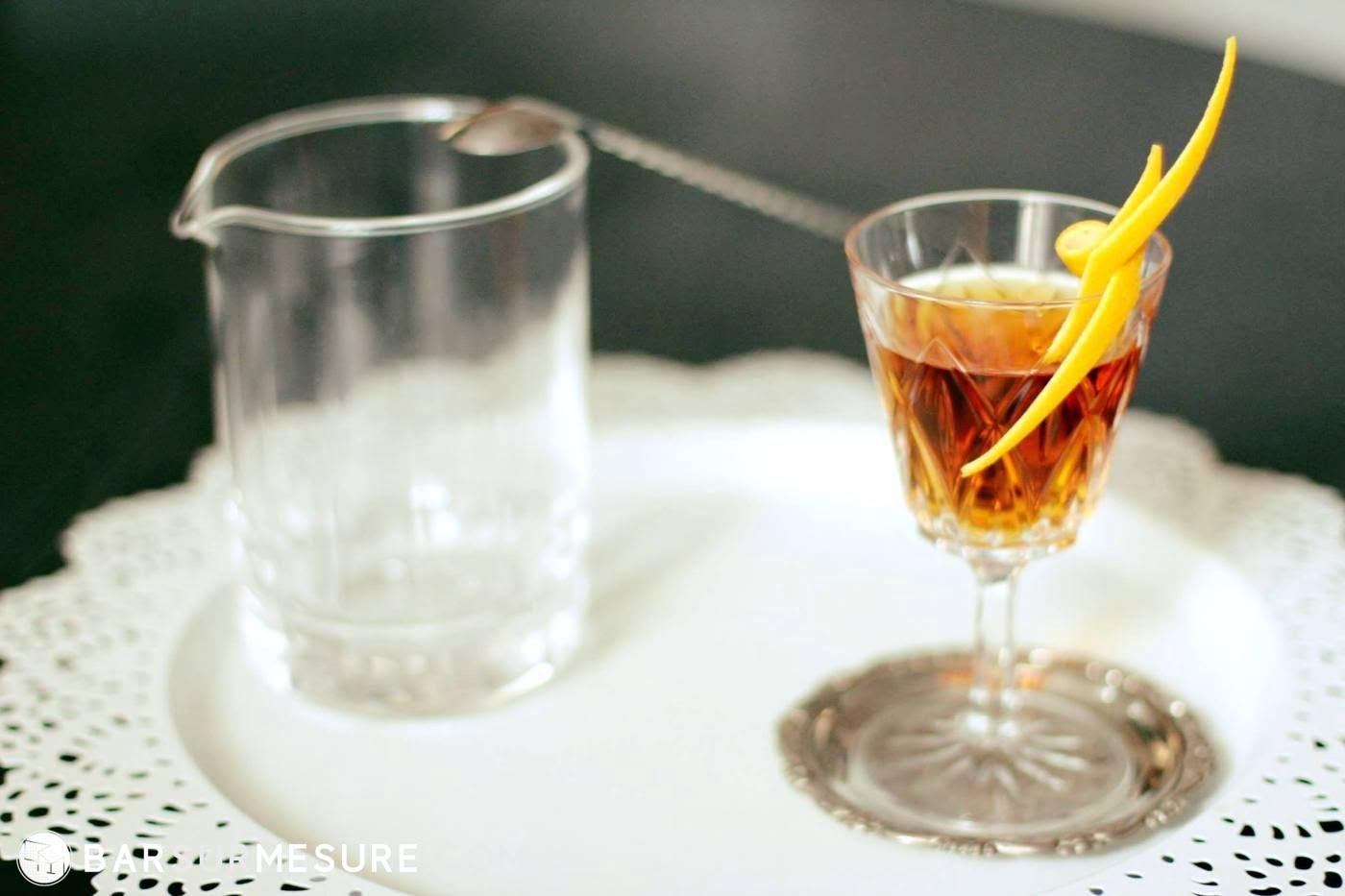 bar sur mesure station custom cocktail bar dry martinez alexis taoufiq